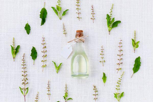 Podstawowy balsam wymaga tylko kilku składników