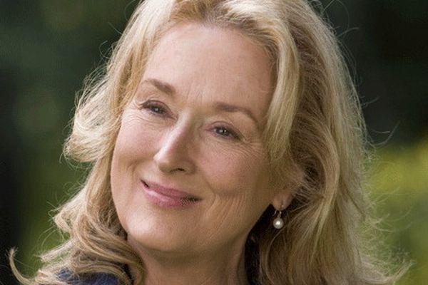 """Meryl Streep – kadr z filmu """" To skomplikowane"""" w reżyserii Nancy Meyers"""