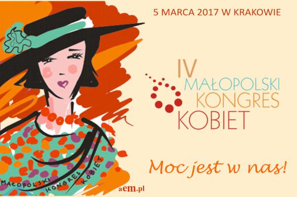 IV. Małopolski Kongres Kobiet już 5 marca! / fot. materiały prasowe