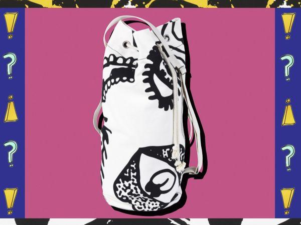 Ikea SPRIDD plecak / fot. materiały prasowe
