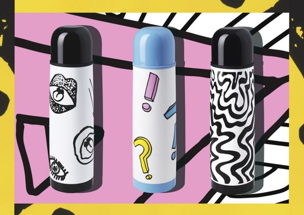Ikea SPRIDD termosy / fot. materiały prasowe