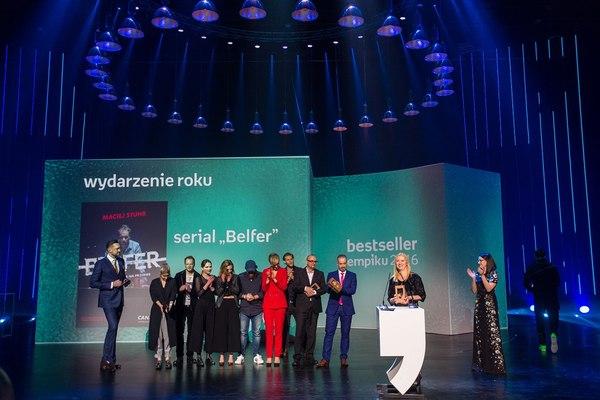 Ekipa serialu Belfer / fot. materiały prasowe