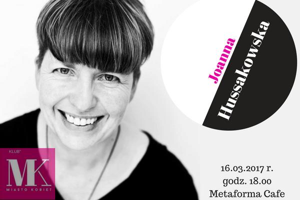 Gościem Specjalnym 14. KMK będzie Joanna Hussakowska / fot. Ewa Wolf