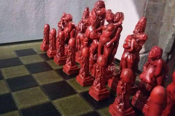 szachy, erotyka, 50 twarzy seksu