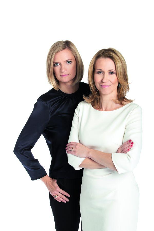 Katarzyna Wierzbowska i Dorota Czekaj / fot. materiały prasowe