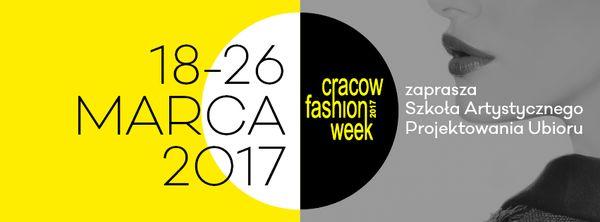 Cracow Dashion Week 18-26 marca 2017 / fot. materiały prasowe