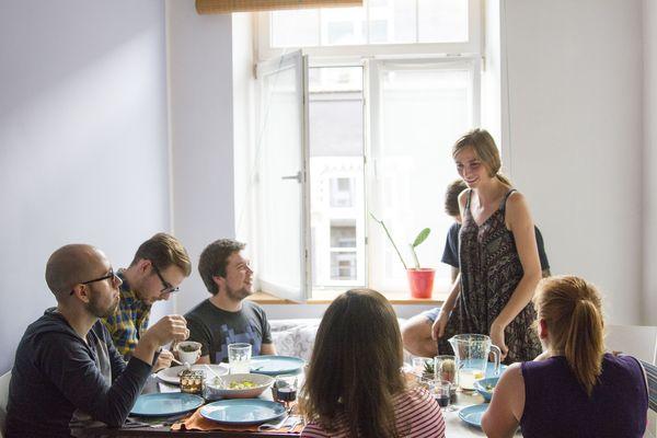 Platforma Eataway obecnie gromadzi ponad 700 kucharzy z całego świata / fot. Michał Lichtański