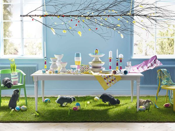 Malowanie ceramiki w IKEA to gratka dla dzieci i dorosłych! / fot. materiały prasowe
