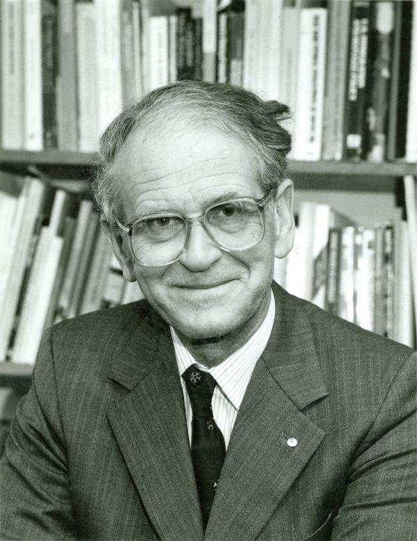 Professor Jerzy Zubrzycki, Australian National University / fot. materiały prasowe