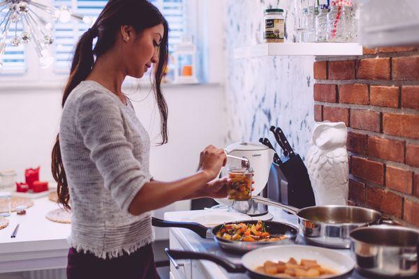 Eataway, to nie tylko wspólne jedzenie / fot. Michał Lichtański