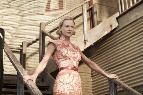 """Nicole Kidman. Kadr z filmu """"Austaralia""""(2008) / fot. materiały prasowe"""