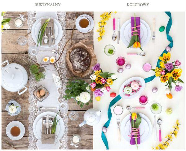 Połączenie stylów: rustykalnego & kolorowego / fot. Westwing.pl