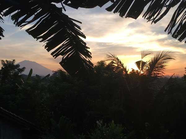 Bali zachwyca o każdej porze dnia (fot. Issa Tifaret)