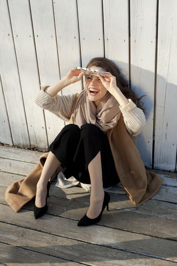 Dagmara Skalska: Stres, zwłaszcza u kobiet, lokuje się w jelitach. Są one – i nauka to potwierdza – naszym drugim mózgiem. Problem z jelitami przekłada się na niski poziom energii, słabą odporność, kiepski nastrój / fot. Małgorzata Ziębińska