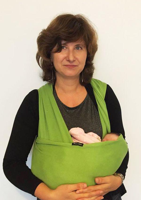 Jolanta Kałużna: psycholożka i dyrektorka interwencyjnego ośrodka adopcyjnego Tuli Luli z Łodzi/ fot. arch. Tuli Luli