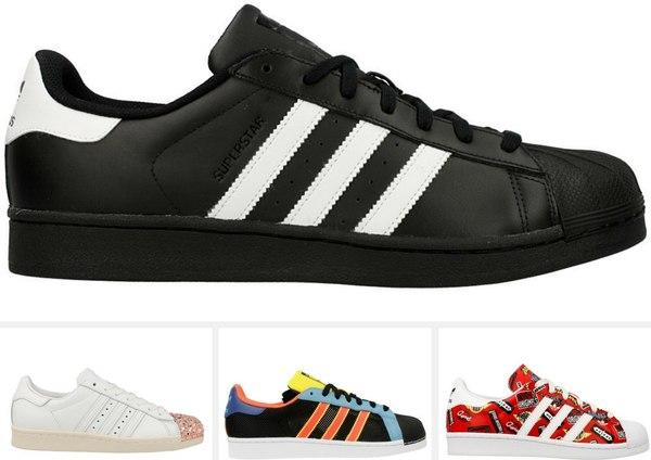 przemyślenia na temat wyprzedaż hurtowa spotykać się Adidas Superstar – czy nadal są modne? - MIASTO KOBIET