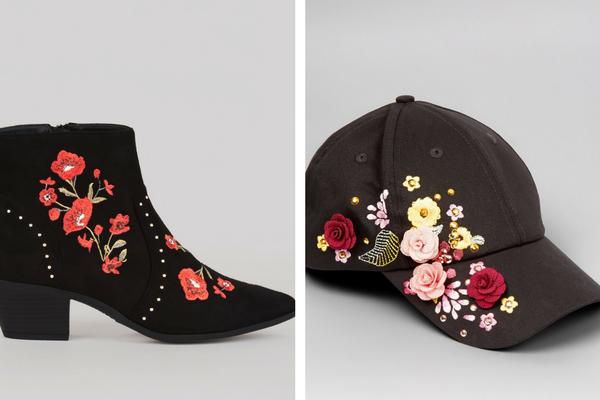New Look: czapka, 69,99 zł, buty 199 zł / fot. materiały prasowe