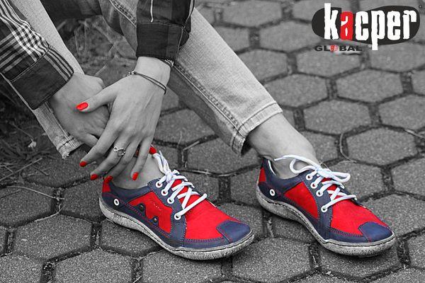 Idealna Para butów? Tylko od Kacpra! / fot. materiały prasowe