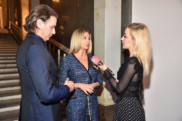 Małgorzata Rozenek-Majdan i Radosław Majdan / fot. materiały prasowe