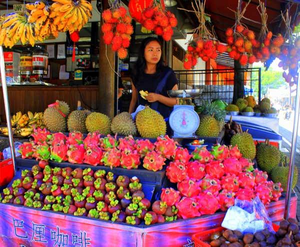 Bali to owocowy raj (fot. Katarina Off)