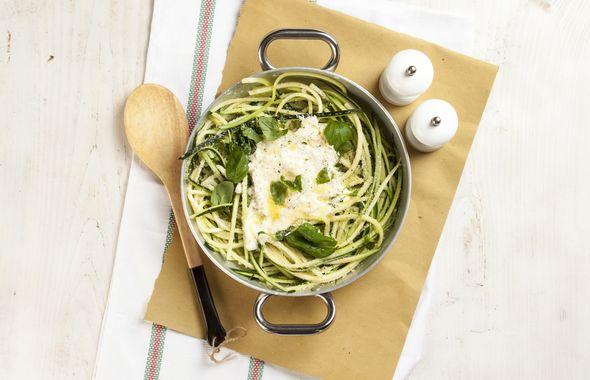 spaghetti di zucchine.r