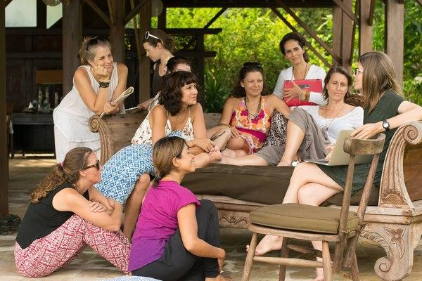 Rozwojowe warsztaty dla kobiet to idealna propozycja na wakacje / fot. materiały prasowe
