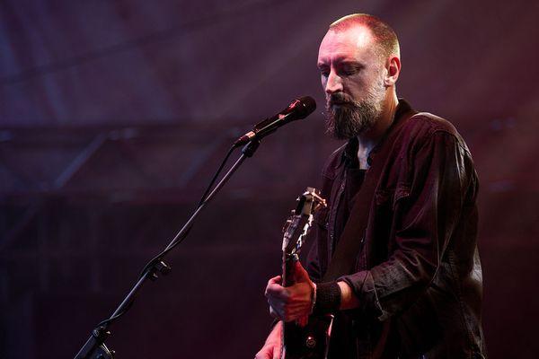 Fink podczas koncertu w 2014 roku / fot. Wikipedia