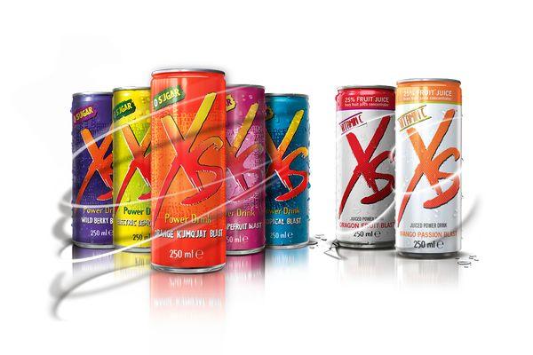 Group shot XS Juiced + XS Power Drink Blast/ fot. materiały prasowe