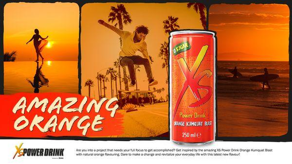 XS Orange Kumquat Key Visual/ fot. materiały prasowe
