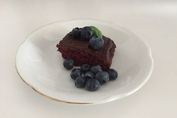 Ciasto z buraka, a smakuje jak najprawdziwsze brownie/ fott. materiały własne
