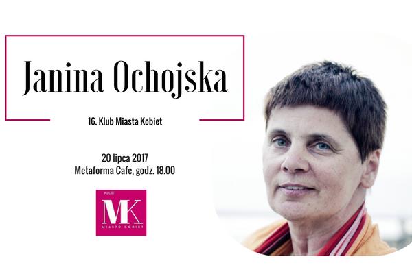 Janina Ochojska będzie Gościem Specjalnym 15. KMK / fot. Bart Pogoda