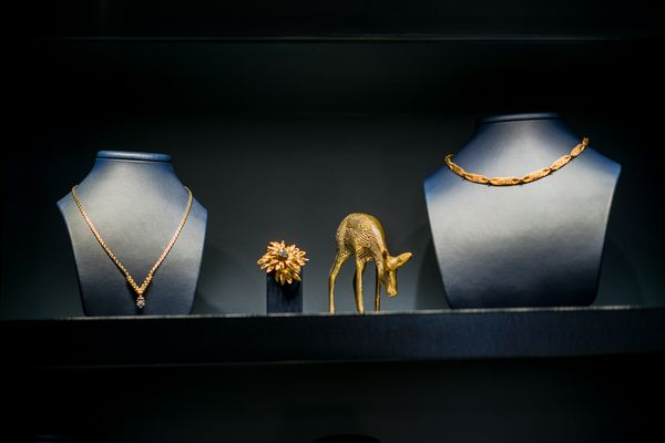 Nowoczesna biżuteria/fot. PION Studio