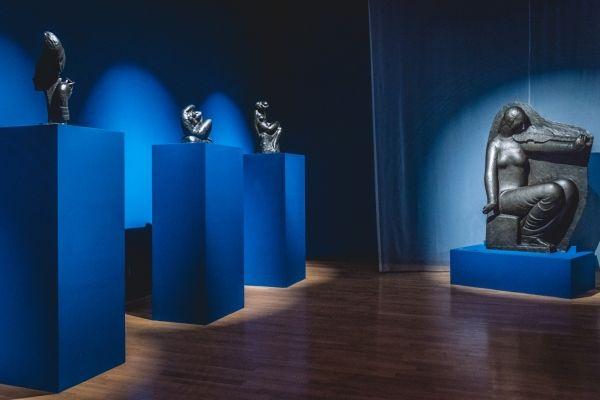 wystawa, rzeźba, adriatycka epopeja, Ivan Meštrović