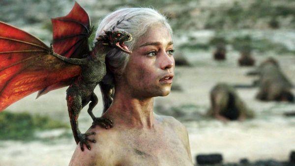 gra o tron, got, daenerys, daenerys targaryen, smoki, matka smoków