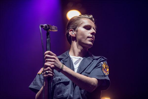 Piotr Zioła na Kraków Live Festival 2017