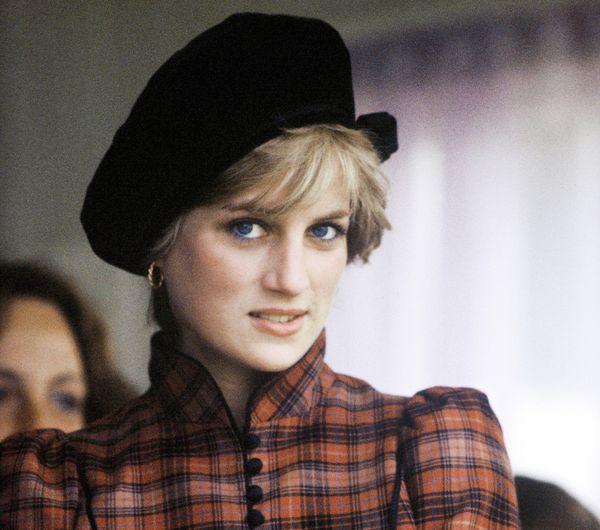 Szkocja, wrzesień 1982: Księżna Diana podczas Braemar Highland Games/ fot. Anwar Hussein/WireImage