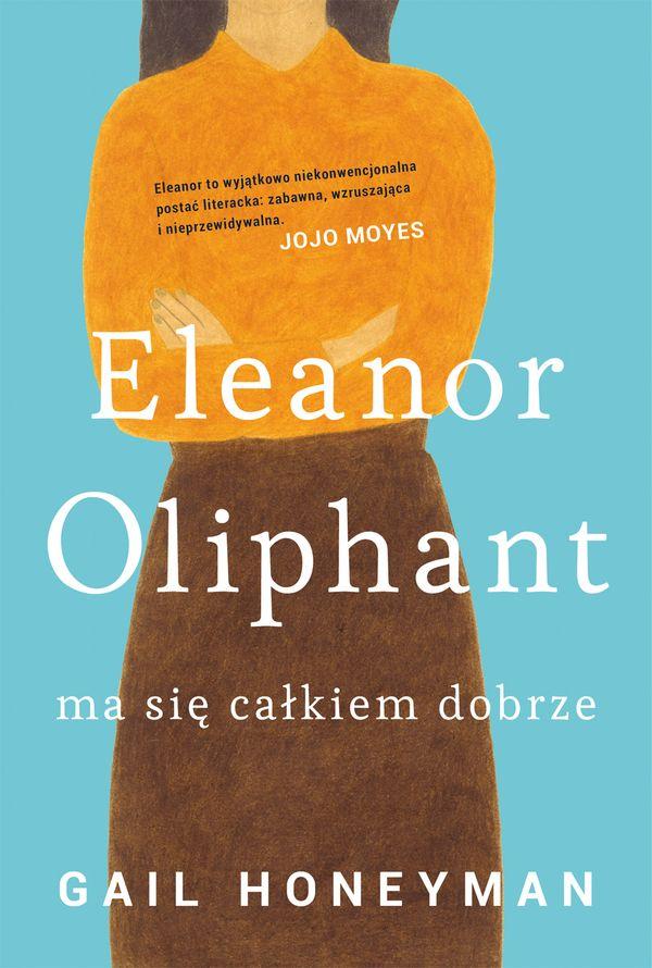 książka, gail honeyman, oliphant, literatura