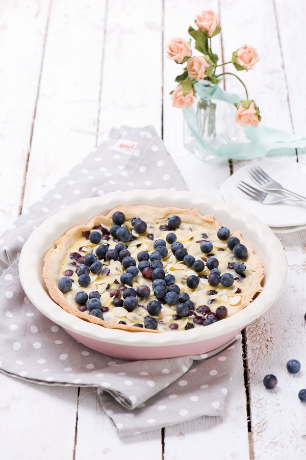 Deser z jagodami? / fot. materiały prasowe