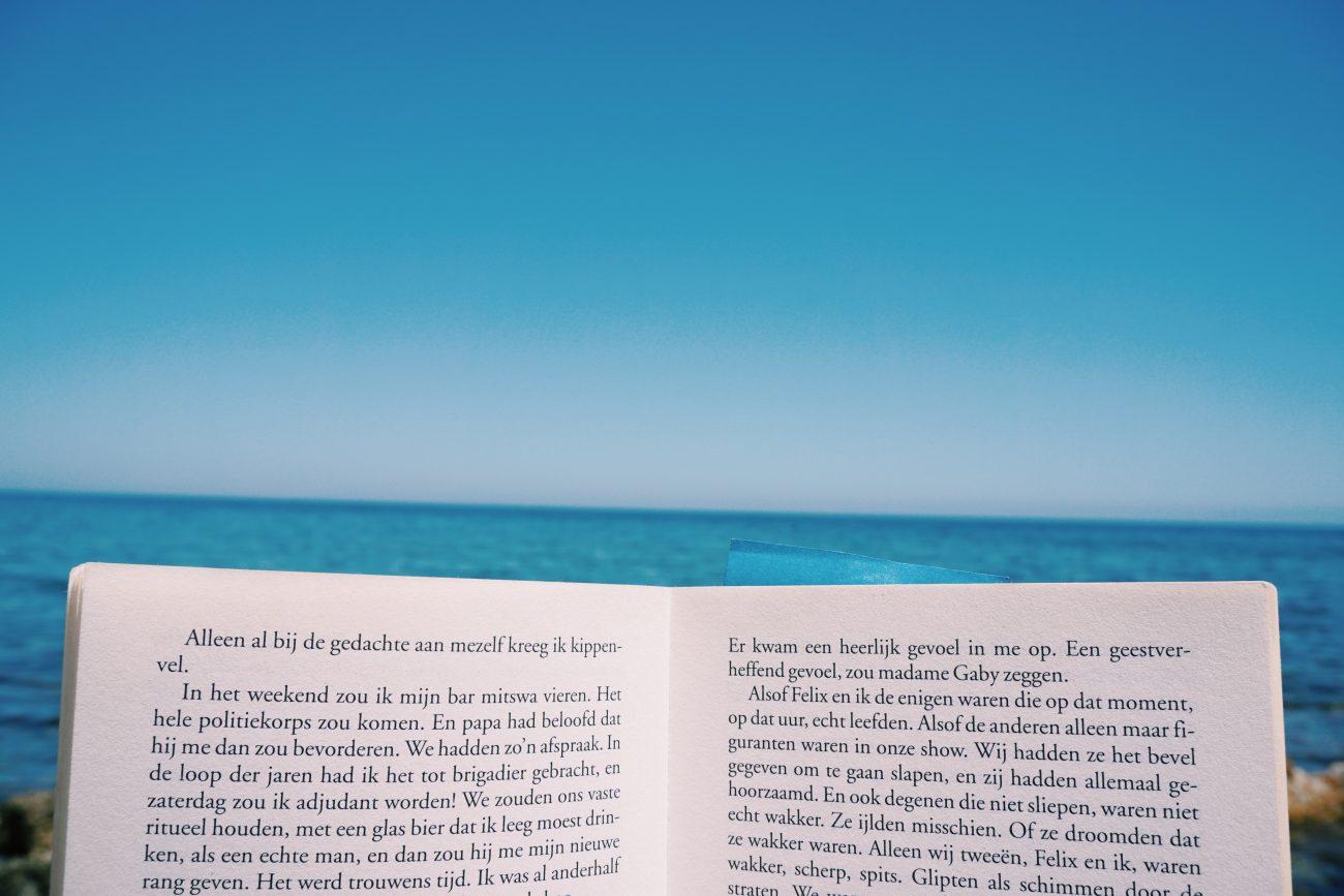 książka, książki, wakacje, lato, literatura