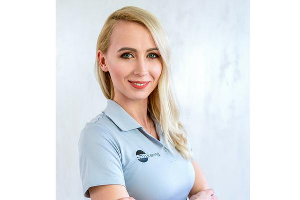 Katarzyna Samborska – mistrzyni w motywowaniu / fot. materiały prasowe