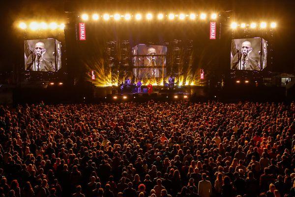 Krakowska publiczność na koncercie Brodki podczas Męskiego Grania 2017 / fot. D. Kramski
