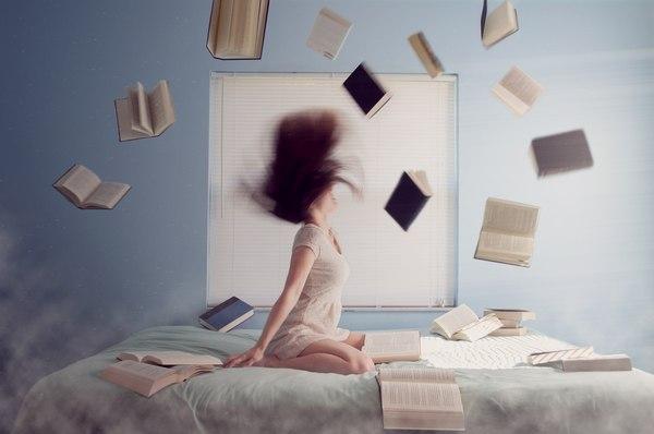 Po co komu książki!? / fot. Unsplash.com