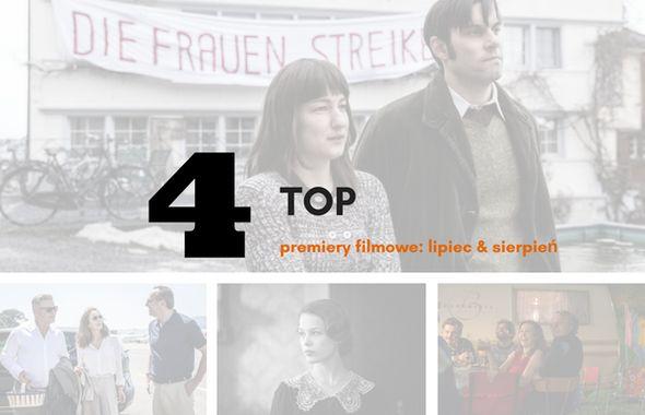 top 4 filmowe premiery r