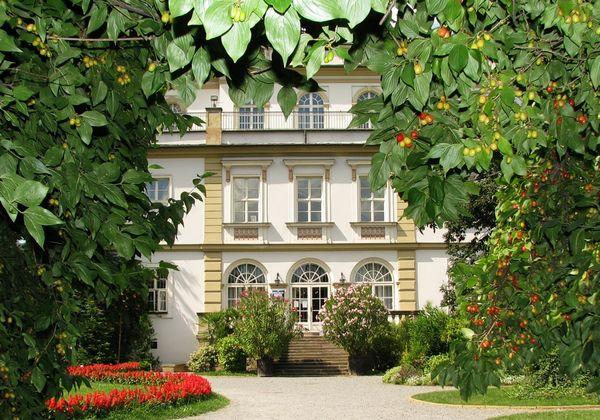 uj, collegium śniadeckiego, ogród botaniczny