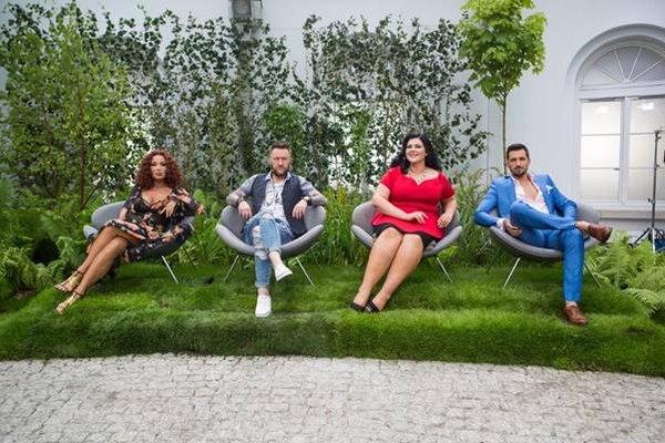 Jury programu w pełnym składzie / fot. materiały prasowe