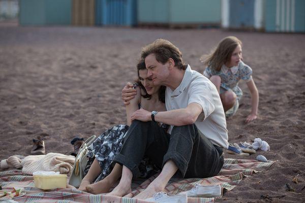 Colin Firth i Rachel Weisz