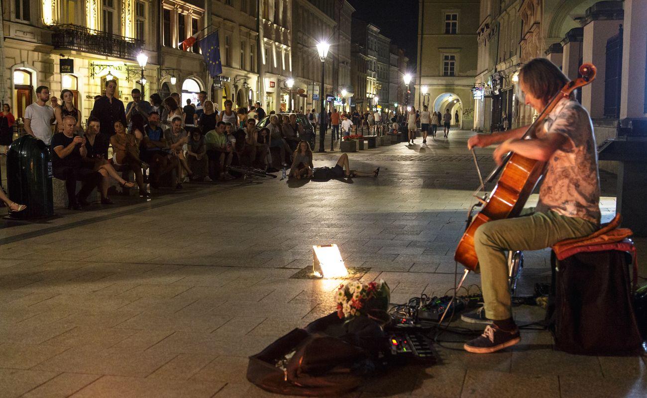 andy grabowski, muzyk z gordzkiej