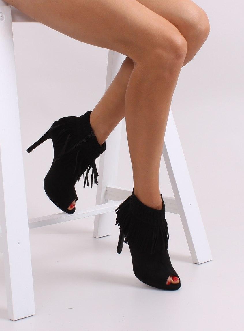 botki na obcasie, buty damskie, stylizacja, kupbuty