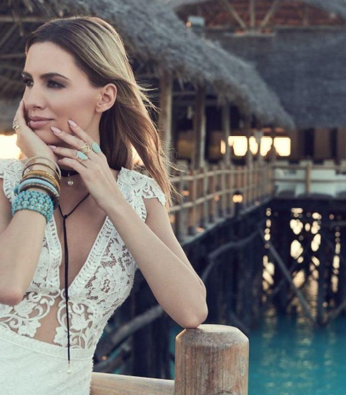 Agnieszka Hyży jest ambasadorką marki Indigo Nails