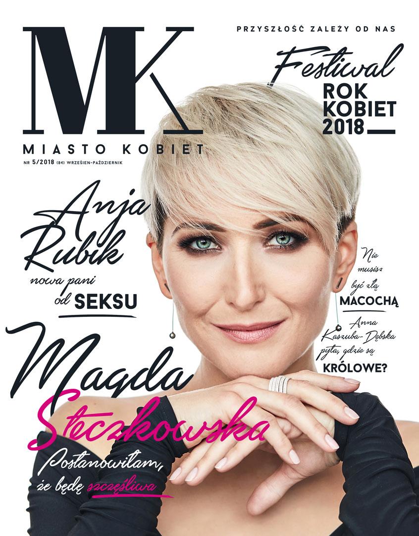 Magda Steczkowska Miasto Kobiet